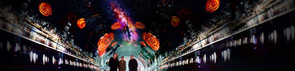 Tunnel d'image LG